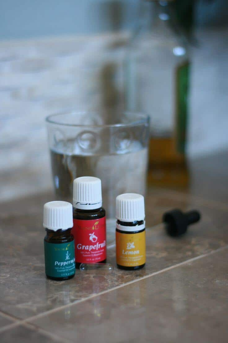can you eat essential oils